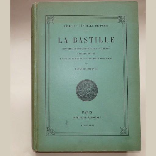 La Bastille par Fernand Bounon 1893