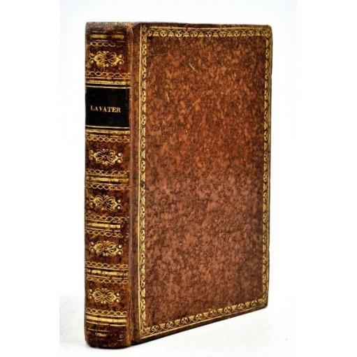 Phrénologie, LES SYMPATHIES ou l'Art de juger par les traits du visage... 1817