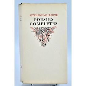 Stéphane Mallarmé : POESIES COMPLETES - Editions de Cluny, 1948