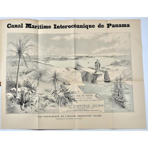 G. Sautereau: LE CANAL DE PANAMA transformé en LAC INTERIEUR - Nouveau Projet
