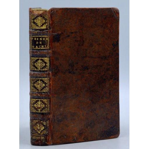 LE PRINCE de NICOLAS MACHIAVEL, Citoien & Secretaire de Florence. 1684