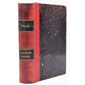 H. de Vignans : HOMONYMOLOGIE ou Dictionnaire d'Homonymes Français - 1830
