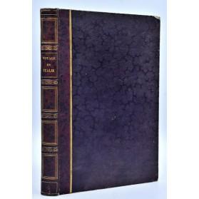 Jules Janin : VOYAGE EN ITALIE - 1839