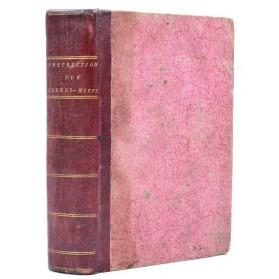 Abbé Sicard : COURS D'INSTRUCTION d'un SOURD-MUET DE NAISSANCE... 1799, + L.A.S.