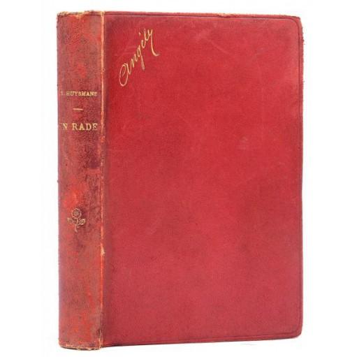 J.-K. Huysmans : EN RADE - 1887