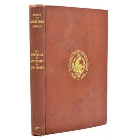 Les FORTUNES et ADVERSITEZ DE JEAN REGNIER. Société des Anciens Textes Français