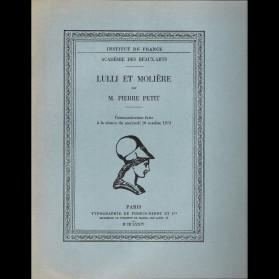 Lulli et Molière