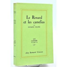 Ignazio Silone : LE RENARD ET LES CAMELIAS. 1960