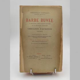 Barbe Buvée en religion, Sœur Sainte-Colombe et la prétendue possession des Ursulines d'Auxonne (1658-1663)
