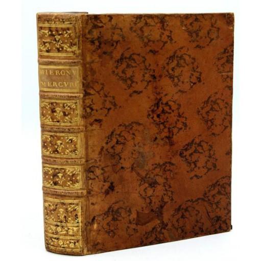Girolamo Mercuriale : DE ARTE GYMNASTICA... 1597- VARIARUM LECTORUM... 1598