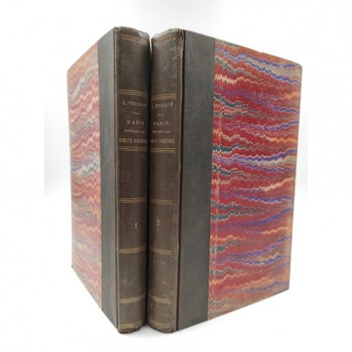 Louis Veuillot - Paris pendant les deux sièges - Paris – Librairie de Victor Palmè, 1871, Editeur des Bollandistes (1)