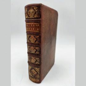 Gayot de Pitaval Saillies d'esprit ou choix curieux de traits utiles et agréables pour la conversation...E.O. 1726