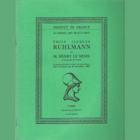 Emile Jacques Ruhlmann par Henry le Même