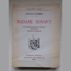 Gustave Flaubert Madame Bovary Moeurs de province