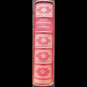 Gustave GEFFROY, L'Enfermé (Auguste Blanqui), André Sauret éditeur, Préface de Julien Cain