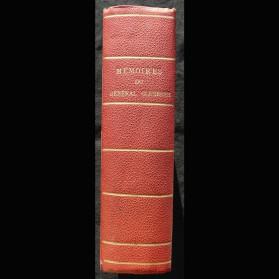 Mémoires du Général Cluseret, Jules Lévy éditeur, édition originale en 3 tomes, 1887
