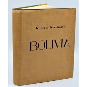 Photographie, Robert Gerstmann : ROBERTO GERSTMANN BOLIVIA - Braun & C°, 1928