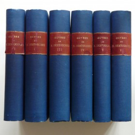 N. Destouches Oeuvres dramatiques 6 vol.