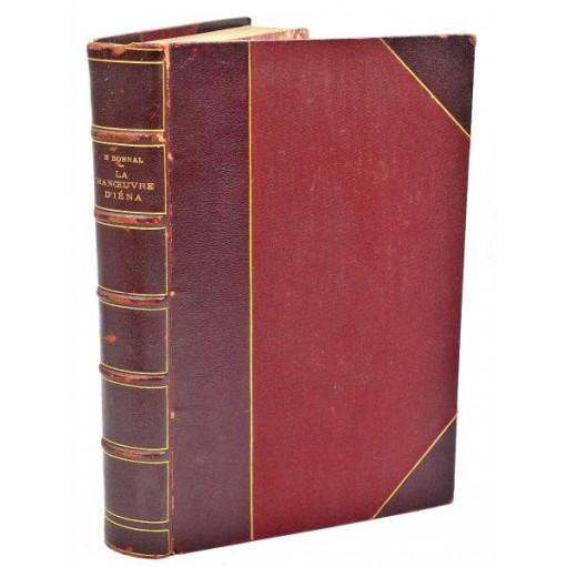 Gén. H. Bonnal : LA MANOEUVRE D'IENA (1806) étude de Stratégie