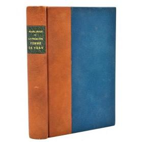 Pearl S. Buck: LA PREMIERE FEMME DE YUAN. 1935- E.O. num. (1st French numbered)