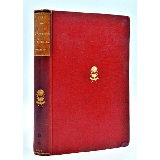 Provence, J.-T. Avril : DICTIONNAIRE FRANCAIS - PROVENCAL. 1839-1840