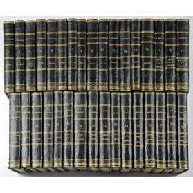 Collection des OEUVRES DE JEAN-JACQUES ROUSSEAU. Genève 1782-1789