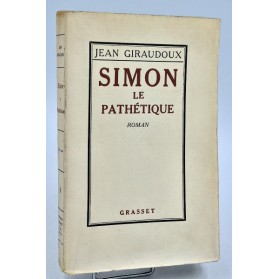 Jean Giraudoux : SIMON LE PATHETIQUE, 1926