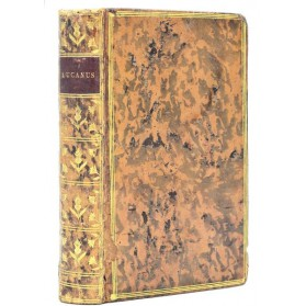 Pharsale de Lucain - MARCI ANNAEI LUCANI PHARSALIA... 1767