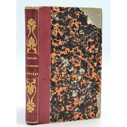 E. Palla : HISTOIRE ABREGEE DE L'EMPIRE OTTOMAN - 1825