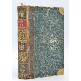 LETTRES DE MILADY WORTLAY MONTAGUTE écrites pendant ses Voyages... 1783