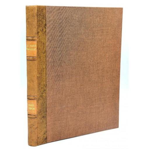 LE PETIT CRAPOUILLOT, Recueil années 1964 à 1966, relié.
