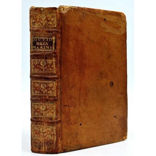 Nicolas Desroches : Dictionnaire des Termes propres de Marine. 1687