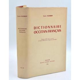 Louis Alibert : DICTIONNAIRE OCCITAN-FRANCAIS