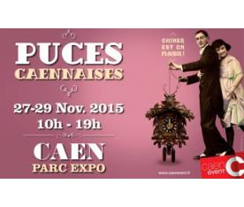 Puces Caennaises 27-29 novembre 2015