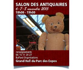 Salon des antiquaires de Lisieux 2016
