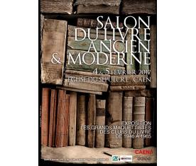 Salon du livre ancien et moderne de Caen